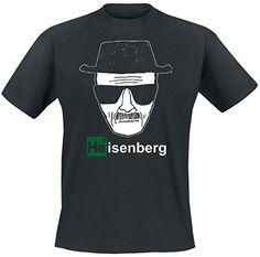Breaking Bad Heisenberg T-Shirt schwarz 3XL