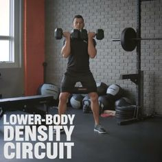 Hit this LOWER BODY