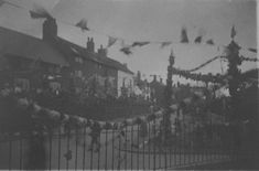 May Day, Mobberley Road - date unknown.