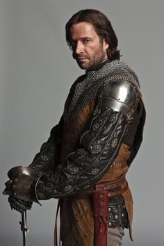 James Purefoy as Thomas Mowbray in The Hollow Crown, 2012.