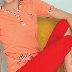 %100 Pamuklu Kız Garson Pijamalar  11/12, 13/14, 15/16 yaş aralıklarında, Lila, Mint, Oranj renklerinde,  Üyelere özel %35 indirim ile sizlerle...  http://bambyke.com/Kiz-Garson-Pijama,LA_166-2.html#labels=166-2
