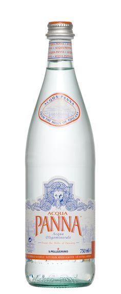 Acqua Panna Water - Glass Bottles