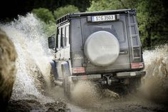 Mercedes-Benz has announced fresh updates for its G-Class cars, including a brand new with a striking exterior and a professional off-road set-up. Mercedes Auto, Mercedes G Wagon, Mercedes Benz G Class, Mercedes G Professional, 4x4, Auto Motor Sport, All Terrain Tyres, Tough Guy, Rally Car