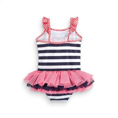 2-9Y Купальники для дівчаток One Pieces Girlwear s Beachwear Character  Girls  Bikini Set Ruffled 8fe4ffec003b1