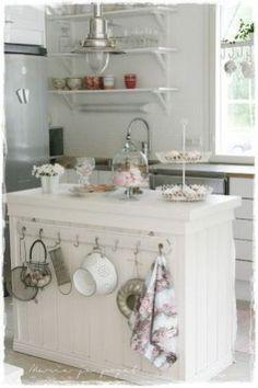 shabby chic kitchen (10)