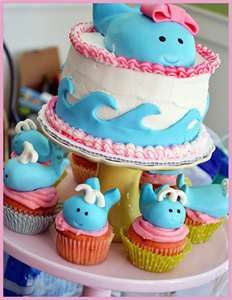 Whale cake!