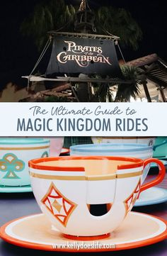 Complete Guide to Magic Kingdom Rides - Everything You Need to Know! - Favorite Places & Spaces - Are you looking for the best rides in Magic Kingdom? Do you want a list of all Walt Disney World Ri - Fastpass Disney World, Walt Disney World Rides, Disney World Vacation Planning, Disney World Food, Disney World Florida, Disney World Parks, Disney Vacations, Disney Planning, Disney Travel