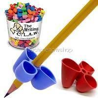2 Pencil Grip Writing Claw Special Needs Autism Occupational Therapy OT ASD Aid #Pencilgrip