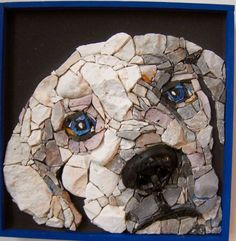 Pebble Mosaic, Stone Mosaic, Mosaic Wall, Pebble Art, Mosaic Glass, Stained Glass, Mosaic Tiles, Mosaic Crafts, Mosaic Projects