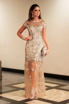 Thassia Naves in Patricia Bonaldi    http://pinterest.com/conchiandrade/dresses/