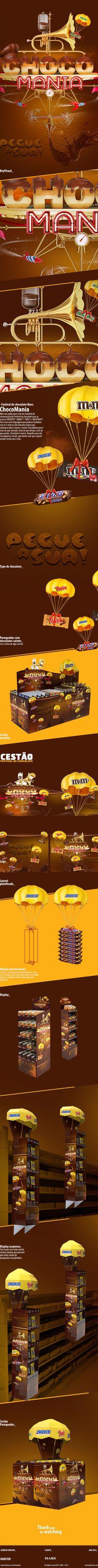Mars // Festival de chocolate on Behance  |  https://www.behance.net/gallery/18607615/Mars-Festival-de-chocolate