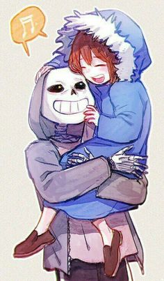 Sans and Frisk  | Sing Together