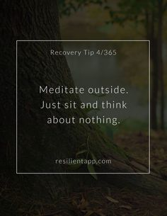 Recovery Tip #4 Art Print