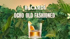 Stir up the season with a BACARDÍ Ocho Old Fashioned. 2 parts BACARDÍ Reserva Ocho, ¼ parts simple syrup, Orange twist garnish Ads Creative, Creative Advertising, Bacardi Cocktail, Rum Old Fashioned, Cocktail Videos, Orange Twist, Christmas Cocktails, Animation Reference, Easy Cocktails
