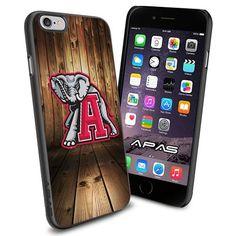 Alabama Crimson Tide NCAA Silicone Skin Case Rubber Iphone 6 Case Cover Black color WorldPhoneCase http://www.amazon.com/dp/B012WNQZTM/ref=cm_sw_r_pi_dp_k9E3vb1XFE3DG