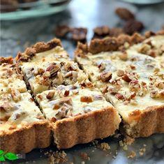 Grain Free Maple Pecan Bars: Perfect Keto Snack or Dessert