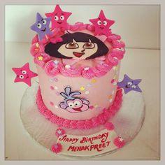 Dora cake ...
