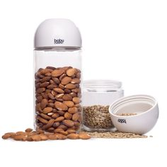 Our Amazing Glass Container Food Storage Jars! You'll Love These Great Jars with Airtight Lids!