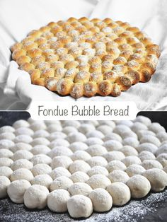 fondue party Fondue Bubble Bread by Cheese Recipes, Snack Recipes, Snacks, Raclette Originale, Bubble Bread, Nut Bread Recipe, Fondue Party, Banana Nut Bread, Baked Chicken Recipes