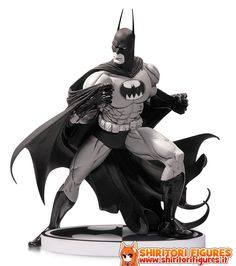 Batman Black & White Statue Tim Sale 2nd Edition 20 cm  ( DC Collectibles )