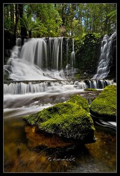 ✯ Horseshoe Falls, Mount Field National Park, Tasmania