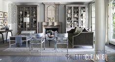 Mary McDonald | House Beautiful | Living Room