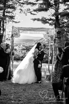 An Amazing Wedding at The Hill (Hudson, NY)  Rebecca and Yosefs Teaser!