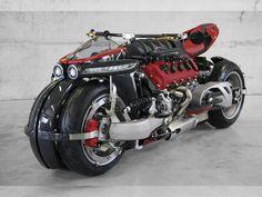 Lazareth LM 847 una colosal motocicleta