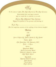 muslim wedding invitation wordingsmuslim wedding wordingsmuslim, invitation samples