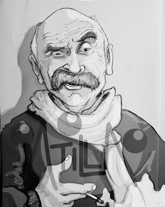 #tuncelkurtiz #sinema #yeşilçam #art #drawing #çizim #illustration #caricature #karikatür Ocean Pictures, Wolf Tattoo Design, Cartoon Posters, Drawing Studies, Mike Tyson, Peaky Blinders, Character Illustration, Pop Art, Wallpaper