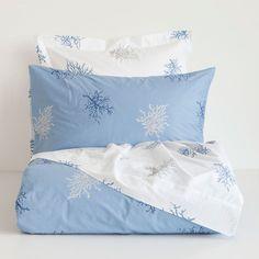CORAL PRINTED REVERSIBLE BED LINEN - Bed Linen - Bedroom | Zara Home Australia