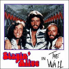 Stayin' Alive In The Wall (The Bee Gees + Pink Floyd) by Wax Audio on SoundCloud