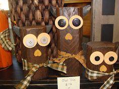 My Owl's!