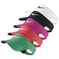 Dri-Fit Visor for Women ....... i need to get a running hat