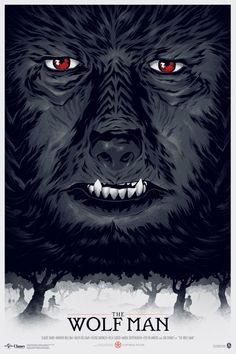 The Wolfman by Justin Erickson
