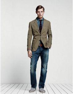 jacket - tommy h