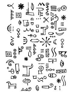 Mimi's Tribal Doodles Clear Stamp Texture Great stamp designs in TonjasTreasures in Etsy, and very affordable. I love these tirbal and Myan designs, they have everything you can think of. I use these for etching on my metal pieces. Doodle Designs, Doodle Patterns, Wall Art Designs, Cool Art Drawings, Doodle Drawings, Doodle Art, Art Pariétal, Motif Art Deco, Clay Stamps
