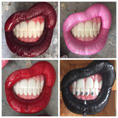 """Sas and Colin Christian — Colin Christian """"Lipsex"""" Sculpture- any color!!!"""