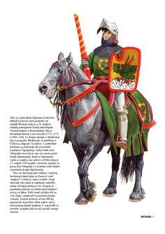 Serbian knight - Heavy cavalry