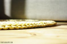 hand made rug delinska design