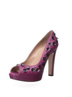 RED Valentino Women's Open Toe Pump with Flowers, http://www.myhabit.com/redirect/ref=qd_sw_dp_pi_li?url=http%3A%2F%2Fwww.myhabit.com%2Fdp%2FB0156EJSTI%3F