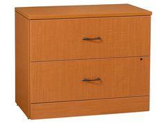File Cabinet- Halton 2 Drawer Lateral File