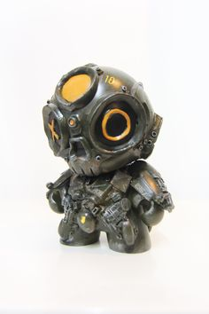 MARS MkII: Ghost Recon on Toy Design Served