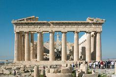 The Parthenon Για την επιστροφή των Ελγινείων μαρμάρων στην Ελλάδα (For a return to Greece of the Elgin Marbles)