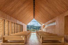 Saint Anne Chapel / Estudio Cella