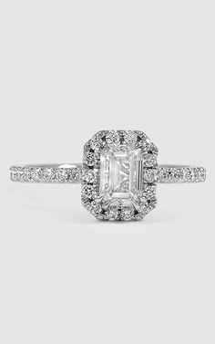 delicate beauty Waverly Diamond Ring