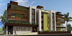 Studio One Condos for sale Real Estate Playa del Carmen #Playadelcarmen #RealEstate