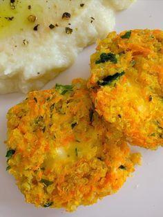 Comida Diy, Vegan Recipes, Cooking Recipes, Healthy Breakfast Recipes, Risotto, Mashed Potatoes, Cauliflower, Hamburger, Meal Prep