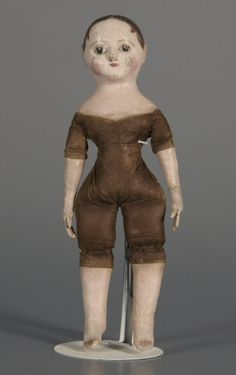 76.810: doll   Dolls from the Nineteenth Century   Dolls   Online Collections   The Strong