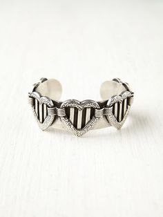 Dannijo Queen Of Hearts Cuff at Free People Clothing Boutique